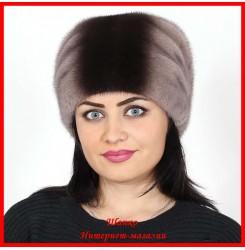 Норковая шапка Мила 3