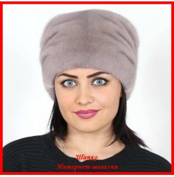 Норковая шапка Мила 2