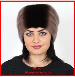 Норковая шапка Мила 1