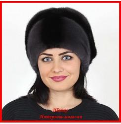 Норковая шапка Анастасия 1
