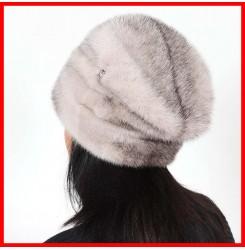 Норковая шапка Лиана 1