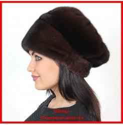 Норковая шапка Анастасия 2