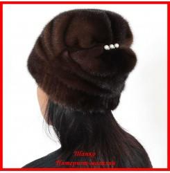 Норковая шапка Кристина 6