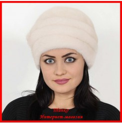 Норковая шапка Вероника