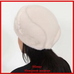 Норковая шапка Наталья