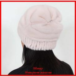 Норковая шапка Кристина 7