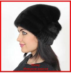 Норковая шапка Кристина 8