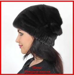 Норковая шапка Эстер 7