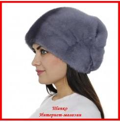 Норковая шапка Александра