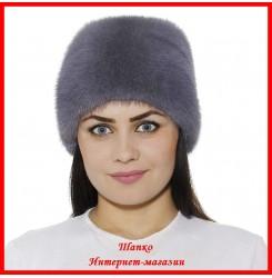 Норковая шапка Эмма