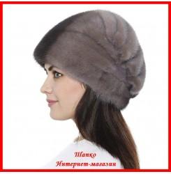 Норковая шапка Мадлен 2