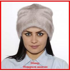 Норковая шапка Мария