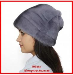 Норковая шапка Мария 1