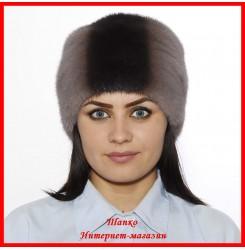 Норковая шапка Мария 2
