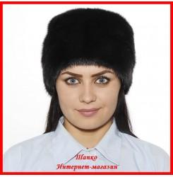 Норковая шапка Мария 4