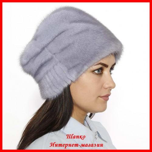 Норковая шапка Лира