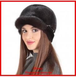 Норковая кепка Диана