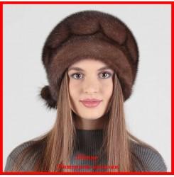 Норковая шапка Анна