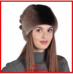 Норковая шапка Бинди