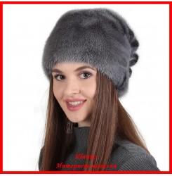 Норковая шапка Катей