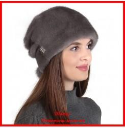 Норковая  шапка Роннет