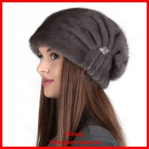 Норковая шапка Лекси