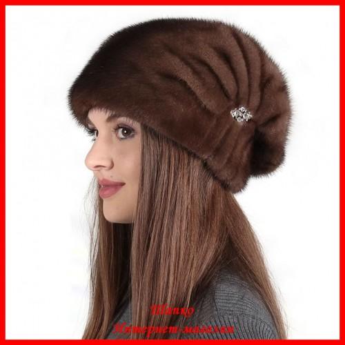 Норковая шапка Линнет