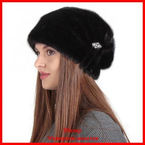 Норковая шапка Линнет 1
