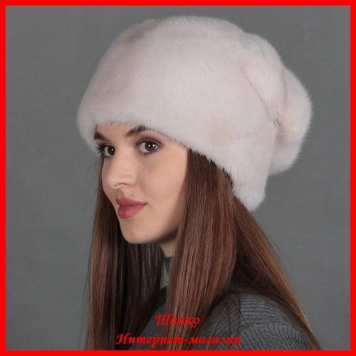 Норковая шапка Донна