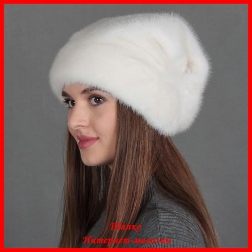 Норковая шапка Аннабель