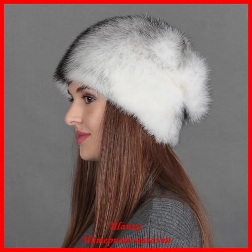 Норковая шапка Дженнифер