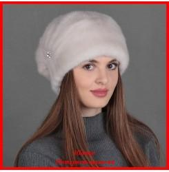 Норковая шапка Юстина