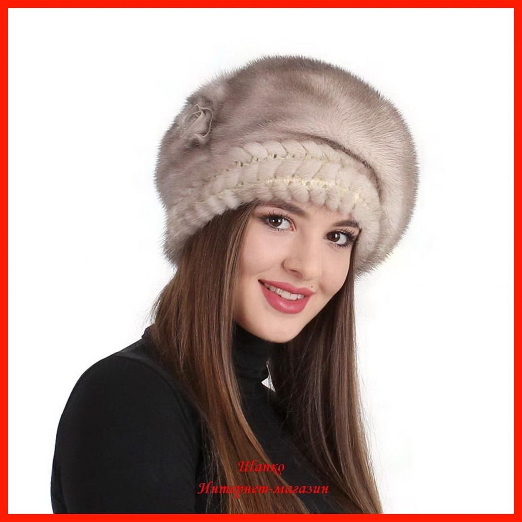 Стильные зимние головные уборы от Shapko