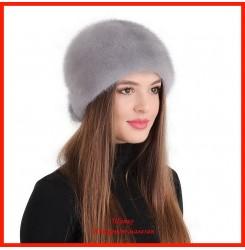 Норковая шапка Настена