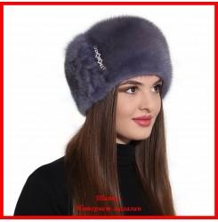 Норковая шапка Кубанка