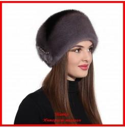 Норковая шапка Кубанка 1