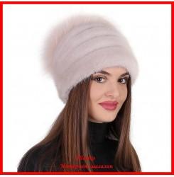 Норковая шапка Стелла 3