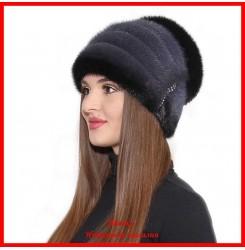 Норковая шапка Стелла 5