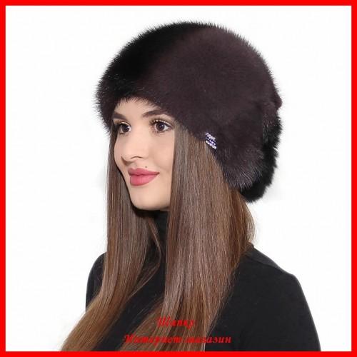 Норковая шапка Элизабет 1