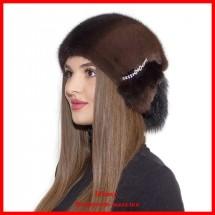 Норковая шапка Элизабет 2