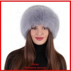 Меховая шапка Эльвира