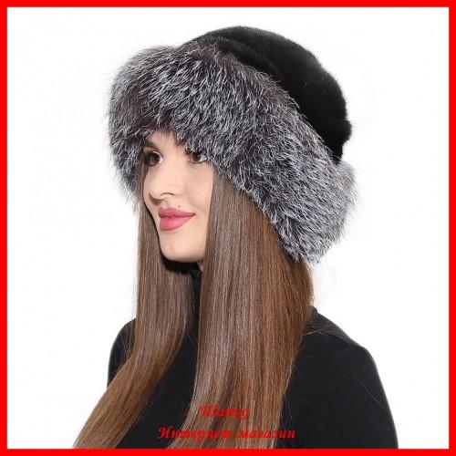 Меховая шапка Эльвира 3