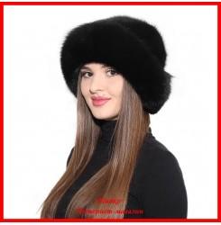Меховая шапка Эльвира 4