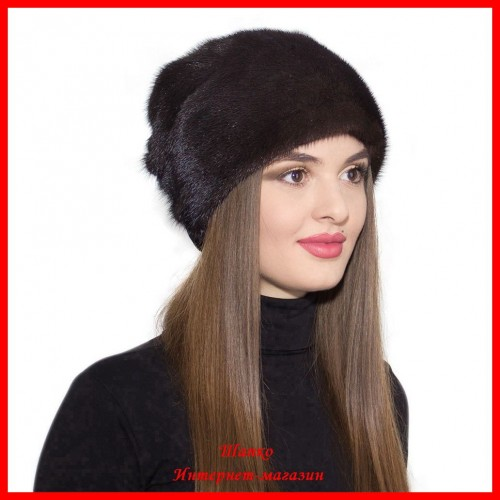 Норковая шапка Валерия 2
