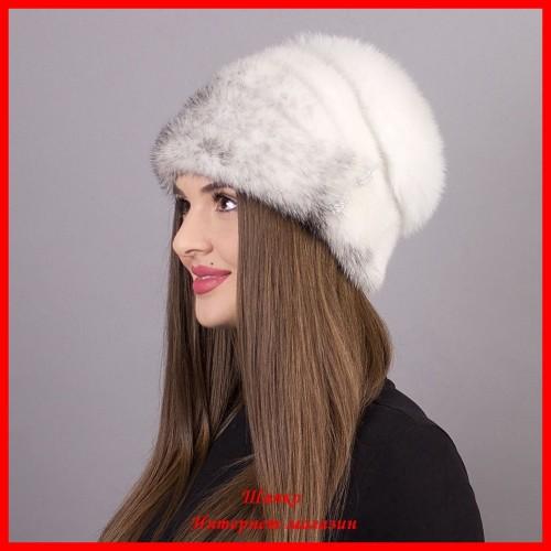 Норковая шапка Стелла 9