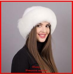 Меховая шапка Эльвира 5