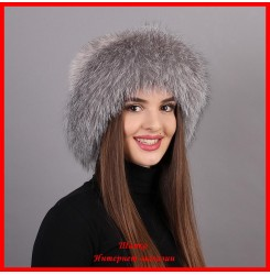 Меховая шапка Эльвира 6