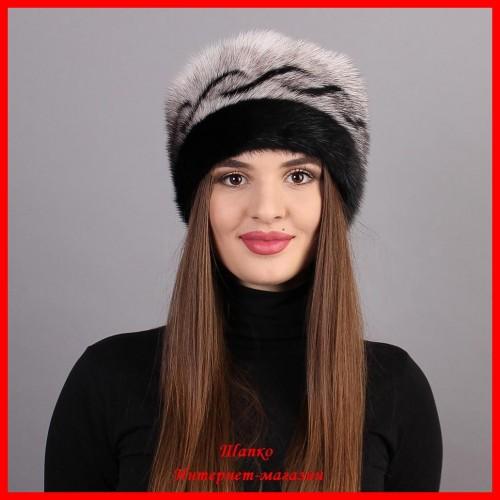 Норковая шапка Анжелика