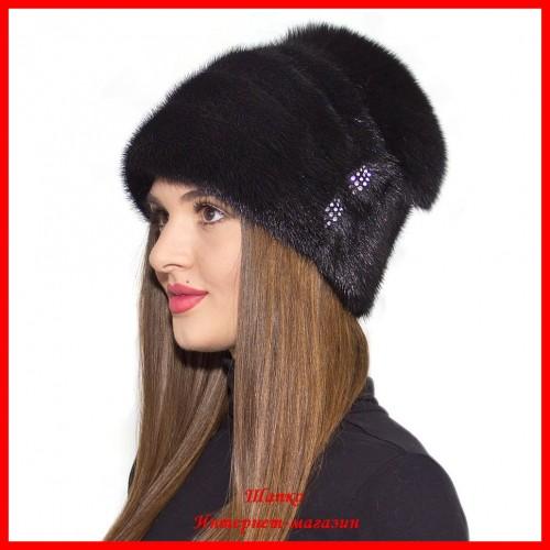 Норковая шапка Стелла 1