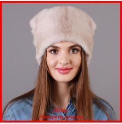 Норковая шапка Каролина 1